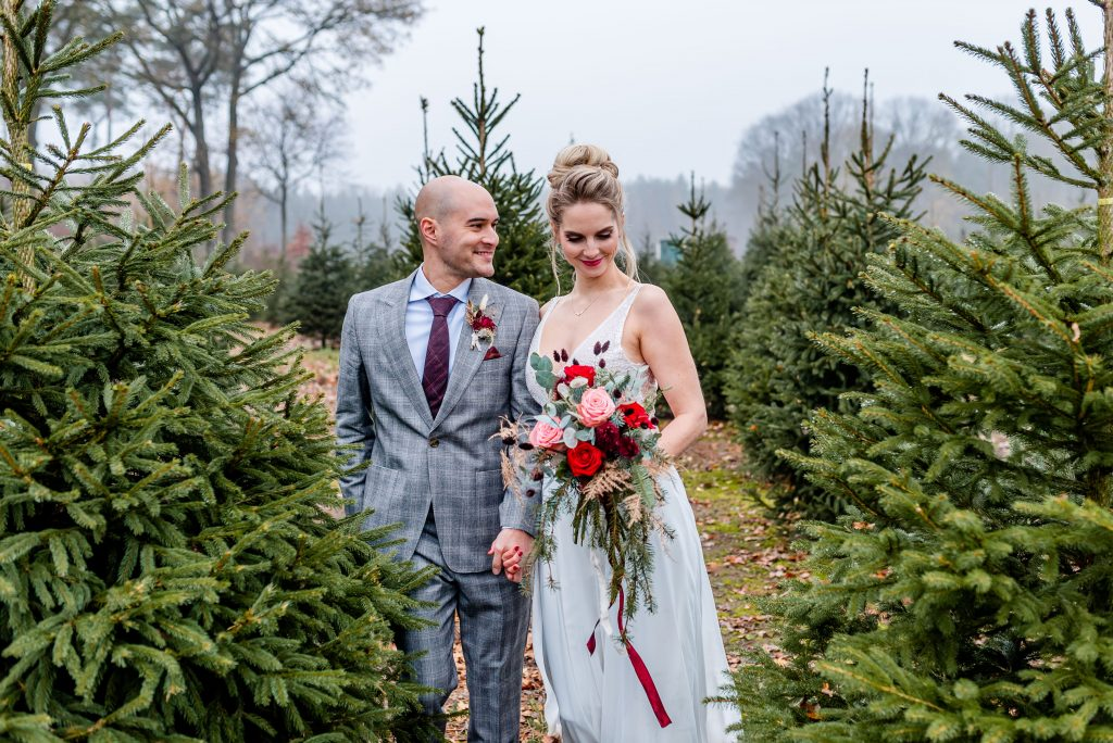 Bruiloft Viori Kerst